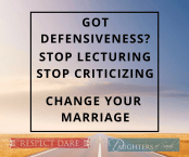 Causing Defensiveness- (1)