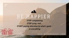 Be Happier (1)