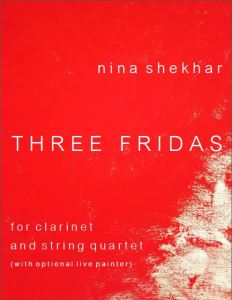 Three Fridas cover - Nina Shekhar