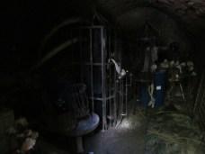 Eerie cellar