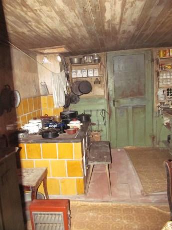 Typical Lohr kitchen