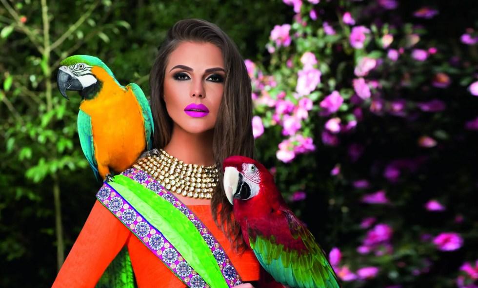 Editorial Makeup | Nina Ubhi Makeup Artist