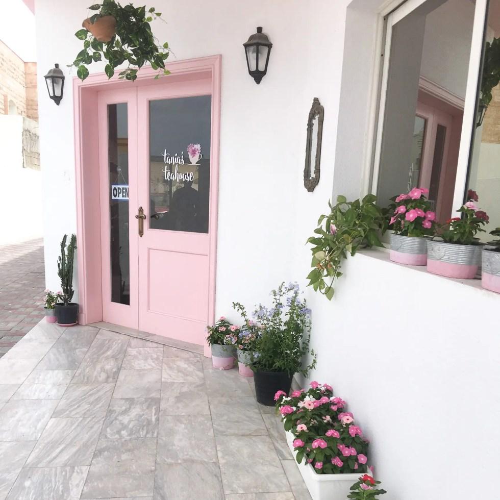 Tania's Teahouse Jumeirah Dubai