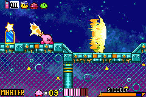 Kirby Amp The Amazing Mirror NinDB