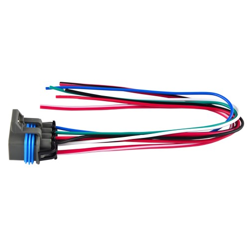 small resolution of 4l60e 4l80e neutral safety switch connector pigtail 7 wire mlps range switch