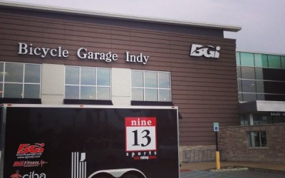 Bicycle Garage Indy and BGI Fitness Extend Partnership with Nine13sports
