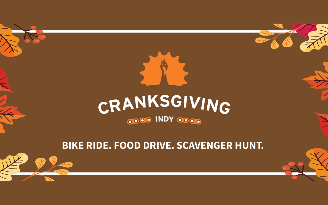 CranksgivingIndy Returns & We Take a Look Back