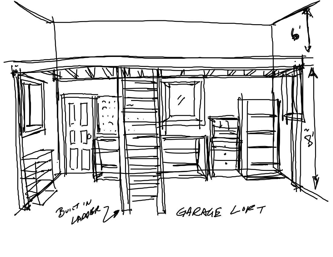 PDF Garage Loft Plans Plans DIY Free Pattern For Tall