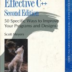 Effective C++, Second Edition