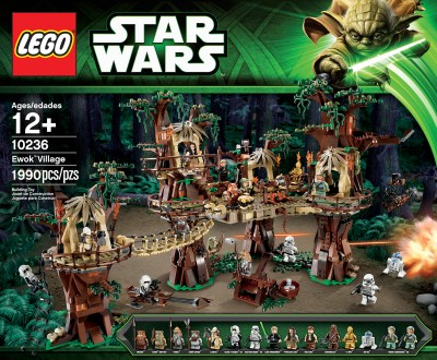LEGO-Star-Wars-Ewok-Village-10236-Box-2013