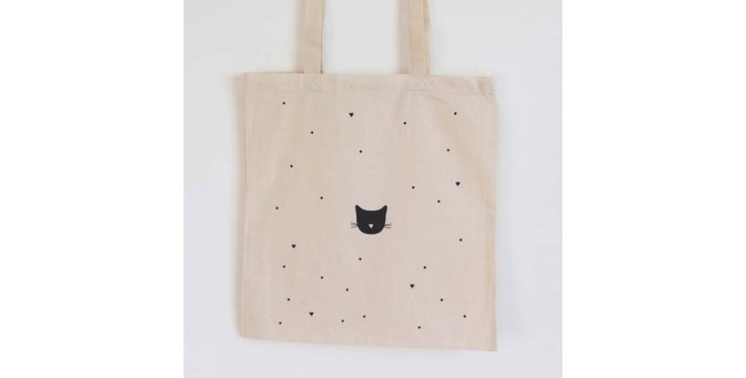 Tote bag Esperluette