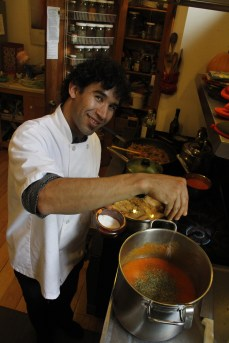 Brahim Ainabi ~ Head Chef