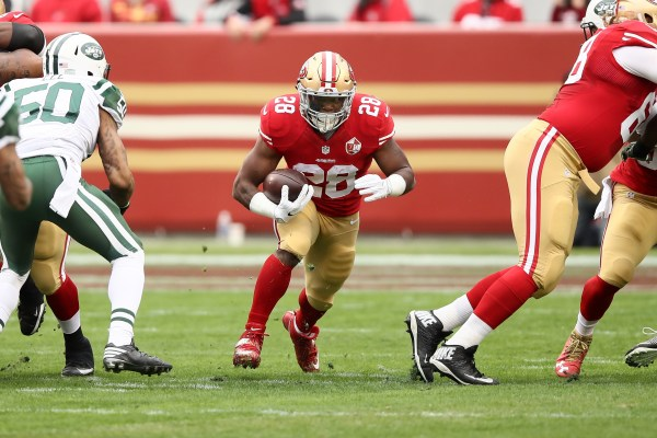 49ers 49ers: Predicting San Francisco's running back depth chart