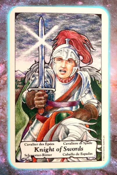 nine's path pleiadian tarot 2018 reading