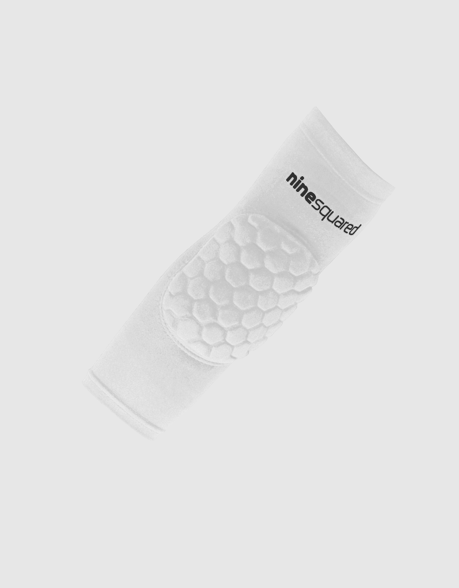 volleyball elbow pads white ninesquared