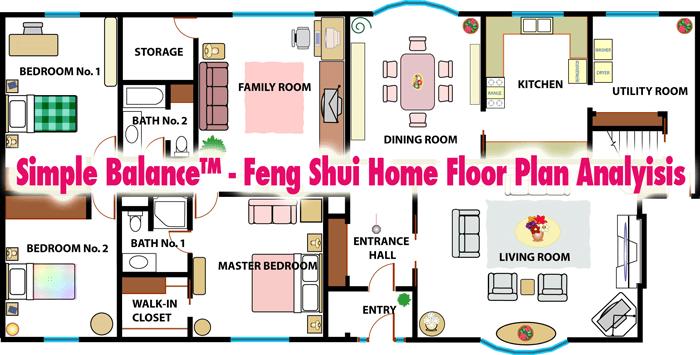 Feng Shui Flooring  Design Decoration