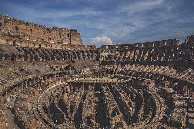 ローマのコロッセウム