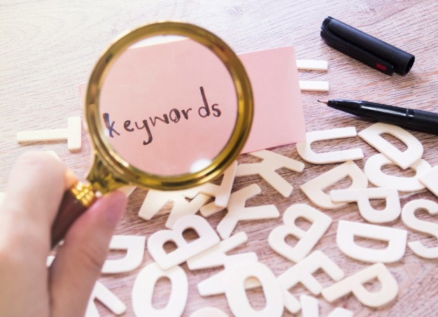The Use of Keyword