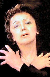 """Résultat de recherche d'images pour """"photos en couleur d'Edith Piaf"""""""