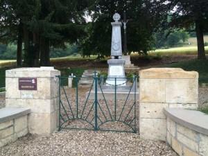 Brandeville Military Cemetery