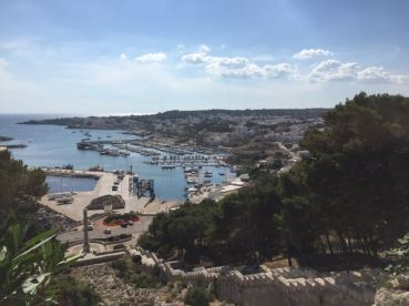 view over Di Leuca