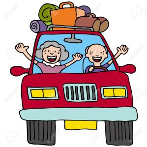 10302334-an-image-of-a-senior-couple-in-a-car-with-luggage-and-boxes-stock-vector