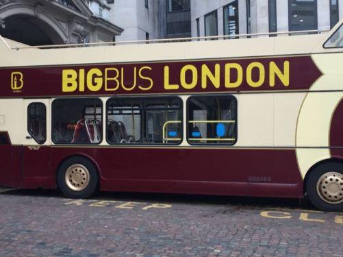 BigBus London obvs..