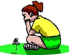 waiting for flower