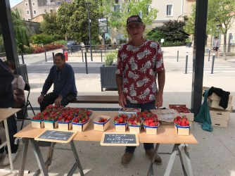 Market Stawberries