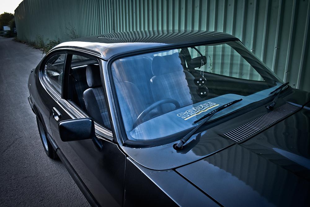 Ford Capri Photoshoot