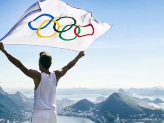 Olimpiadi di Rio con Italia Team.