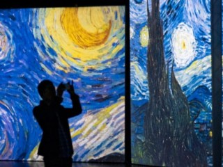 Van Gogh Live Exhibition