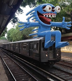 artist-adds-monsters-next-to-strangers-on-the-subway-15