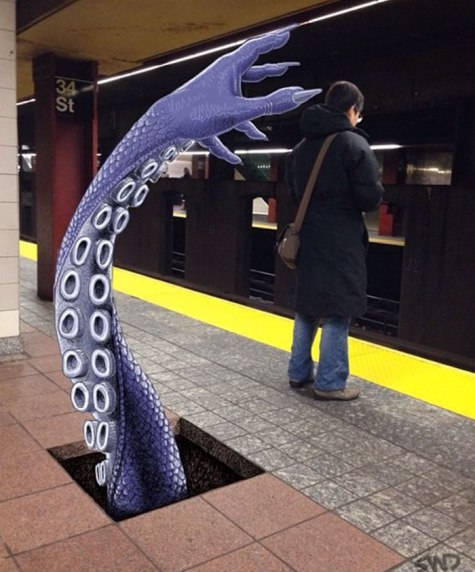 artist-adds-monsters-next-to-strangers-on-the-subway-19