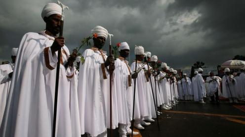 Il 27 settembre, da 1660 anni, in Etiopia si celebra la festa della Vera Croce.
