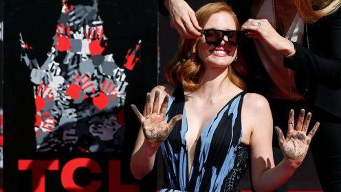 Glamour e vip al TCL di Hollywood.
