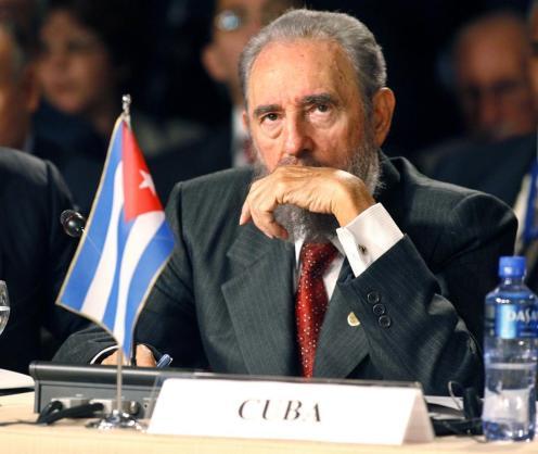 Cuba's President Castro attends Mercosur trade bloc summit in Cordoba