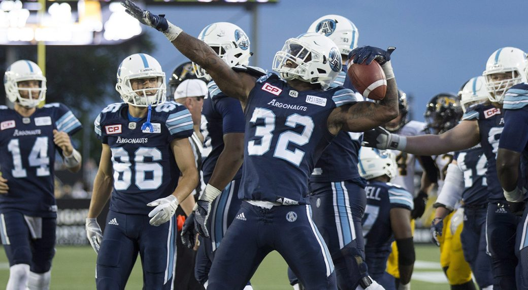 BT sport to show CFL action in 2018 for the fourth year in a row.