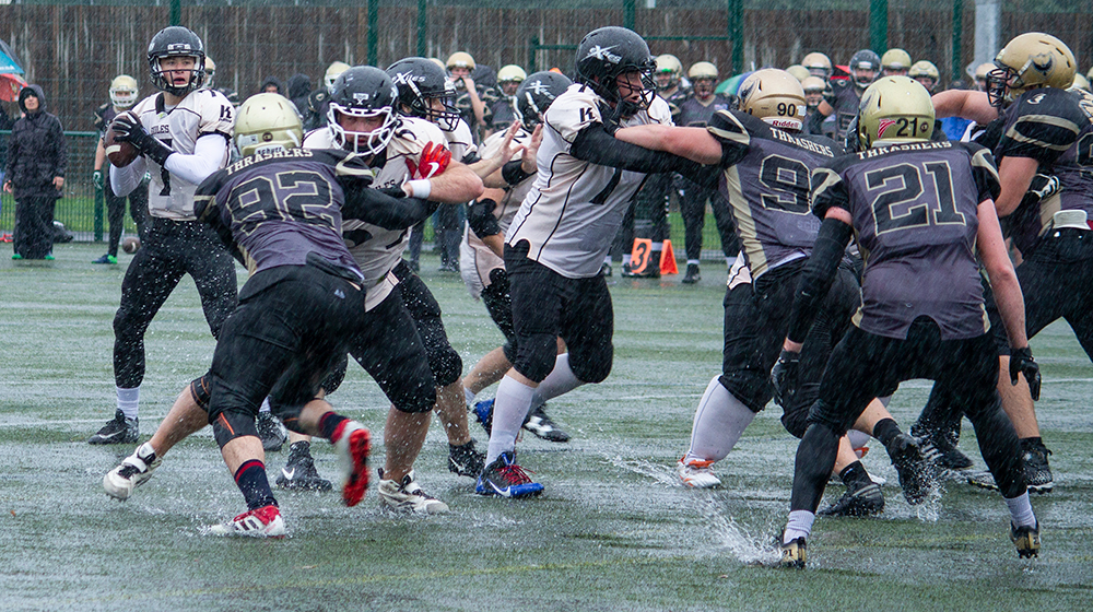 BAFA National League playoff highlights