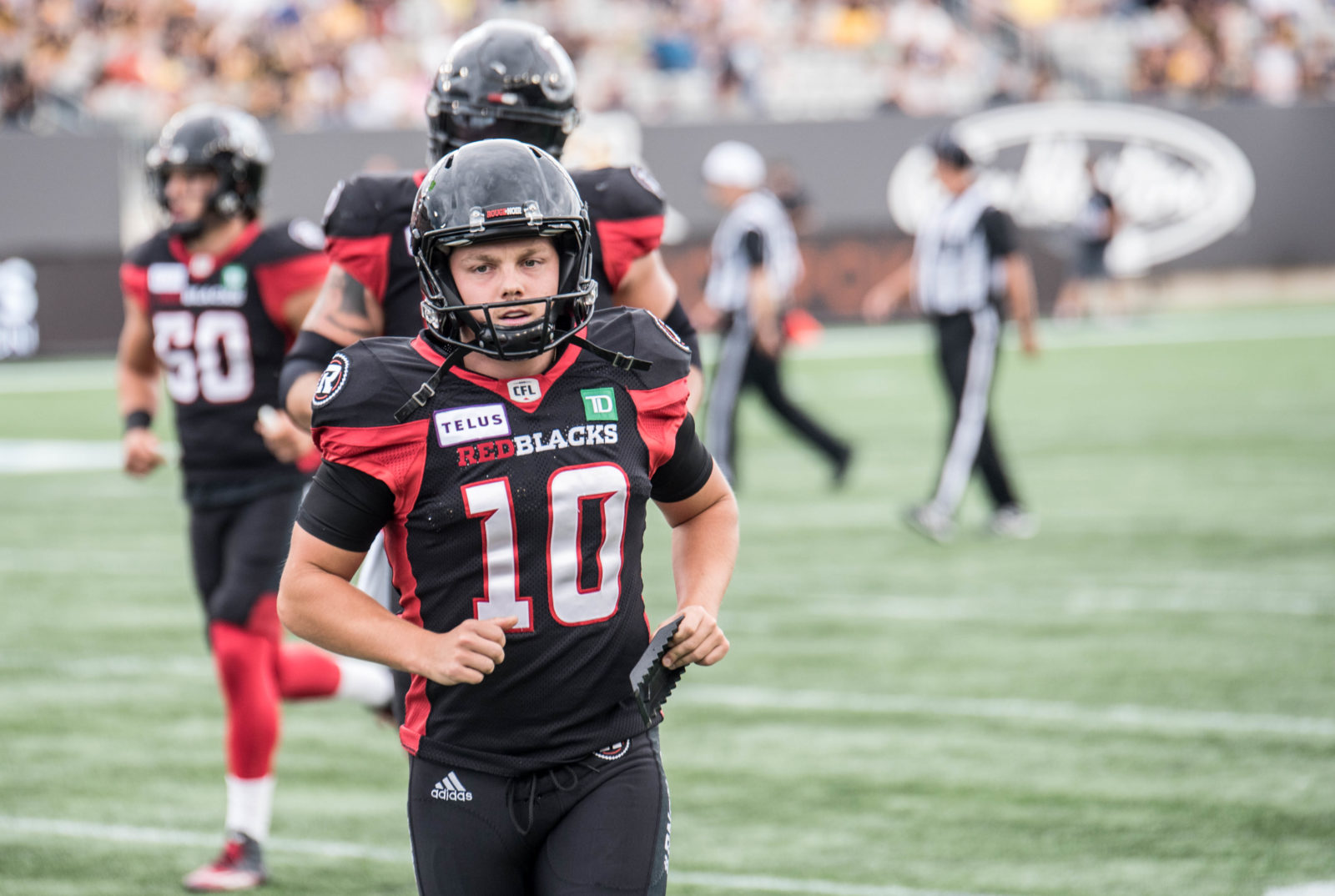 Kingston Cannon: Lewis Ward sets another record