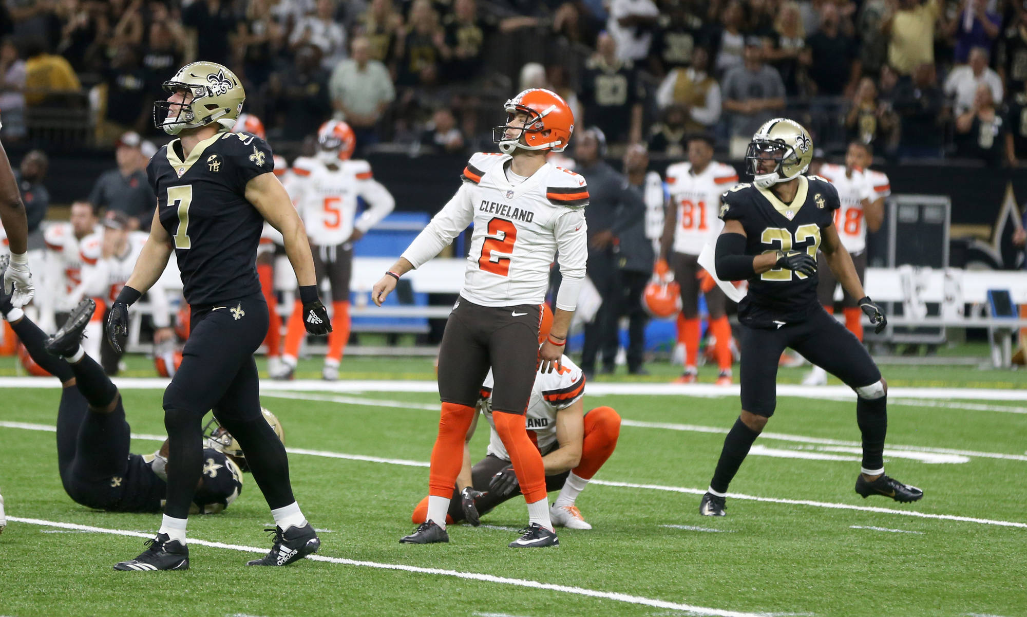 Cumbleton's Conclusions – AFC North Week Two