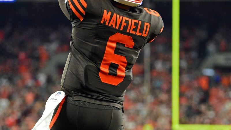 Baker Mayfield Sparks Browns in Comeback Win