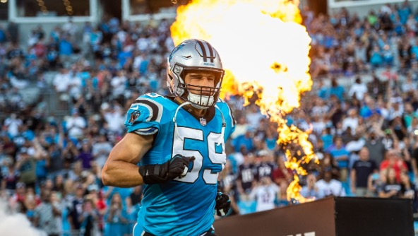 NFC South Preview – Part 3 – Carolina Panthers