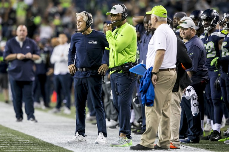 Pete Carroll says he feels at home with Ken Norton Jr at Seattle Seahawks
