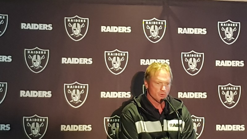 Raiders Friday Press Conference