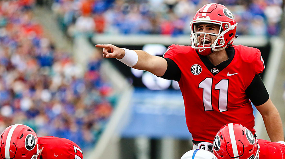 Jake Fromm shows the future is now for Georgia in win over Florida