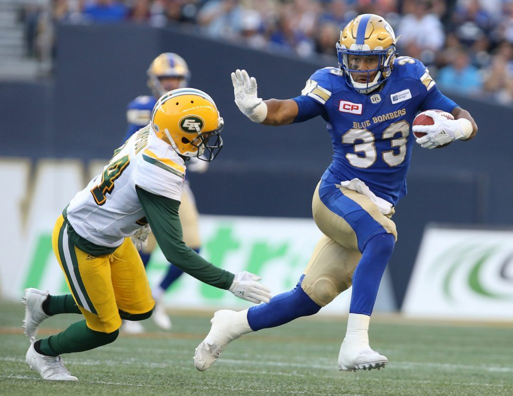 An East West Divide: The CFL playoffs are almost set.