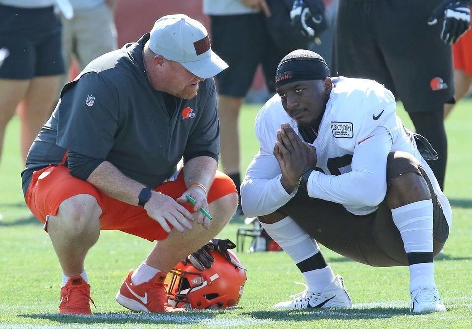 Browns fire Head Coach, Offensive Co-ordinator