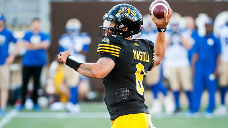 Who will be the CFL 'MOP' 2018?