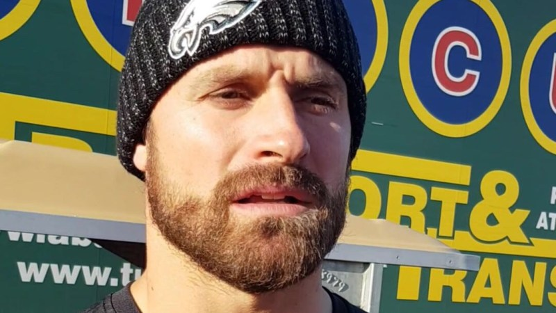 A Word from Chris Long and Predictions